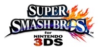 Logo Super Smash Bros. for Nintendo 3DS.png