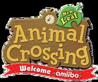 Logo de Animal Crossing New Leaf - Welcome amiibo.png