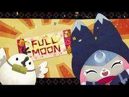 Tsukino Fortune Telling scene - Monster Hunter Stories 2 amiibo