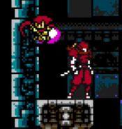 Hada y coloración basados en Specter Knight - Cyber Shadow