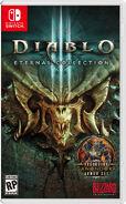 Caja de Diablo III Eternal Collection (Nintendo Switch) (América)