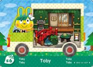 Toby - Animal Crossing x Sanrio