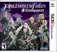 Caja de Fire Emblem Fates - Conquista (América)