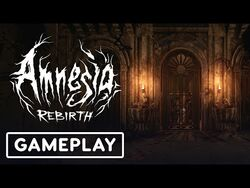 Amnesia Rebirth Gameplay Trailer