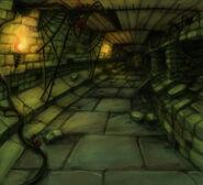 Dungeon corridor01