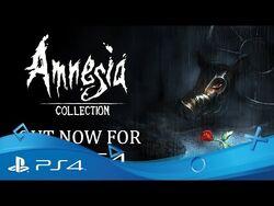 Amnesia Collection Trailer