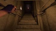 Rebirth fortress staircase