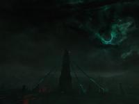 Otherworld cityscape