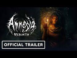 Amnesia Rebirth Trailer