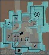 Courtyard-map