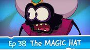 Om Nom Stories Magic Hat (Episode 38, Cut the Rope Magic)