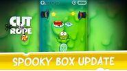 Cut the Rope - Spooky Box Update
