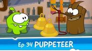 Om Nom Stories Puppeteer (Episode 34, Cut the Rope Magic)