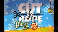 Cut the Rope Holiday Gift Level (1-25)