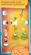 Cut The Rope Time Travel (скриншот 4)