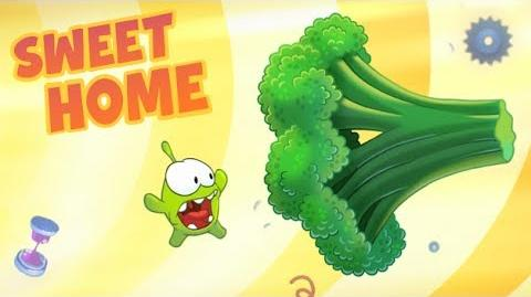 Om Nom Stories Home Sweet Home (Episode 20, Cut the Rope Time Travel)