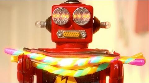 Om Nom Stories Robo Friend (Episode 10, Cut the Rope)