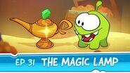 Om Nom Stories The Magic Lamp (Episode 31, Cut the Rope Magic)