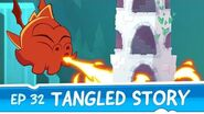 Om Nom Stories A Tangled Story (Episode 32, Cut the Rope Magic)