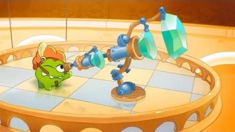 Om Nom Stories The Renaissance (Episode 13, Cut the Rope Time Travel)