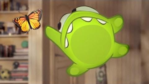 Om Nom Stories Arts and Crafts (Episode 7, Cut the Rope)