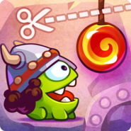 Cut the Rope- Time Travel иконка