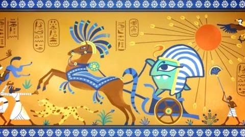 Om Nom Stories Ancient Egypt (Episode 15, Cut the Rope Time Travel)