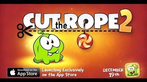 Прохождение_Cut_the_Rope_2_(Свалка)