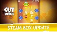 Cut the Rope - Steam Box Update