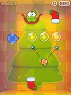 Cut the Rope Holiday Gift Скриншот 3