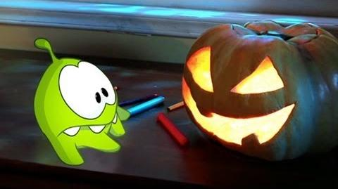 Om Nom Stories Halloween Special (Episode 5, Cut the Rope)