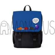 WCHDT backpack