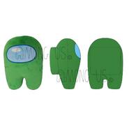 Crewmate Plush (Green)