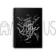 Come On Up To MIRA HQ Notebook