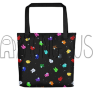 Space Party Tote