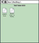 MIRA HQ Task Tester 2000 (MedBay)