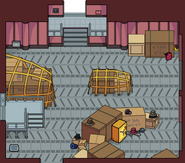 The Airship Cargo Bay
