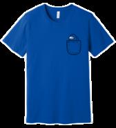 Shirt pocket Crewmate Blue