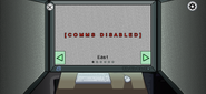 Polus Security Comms Disabled
