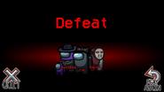 Crewmate defeat