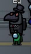 Black with Fortegreen Mini Crewmate