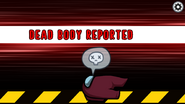 Maroon's body is reported