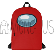 Red Crewmate Backpack