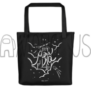 Come On Up To MIRA HQ Tote