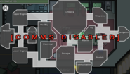 The Skeld Admin Comms Disabled
