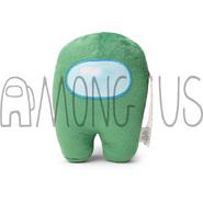 Green Crewmate Plush