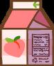 Buy Beverage peach drink