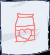 Buy Beverage peach drink paper