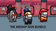 The Airship skin bundle