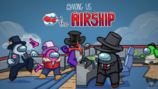 The Airship promotional art